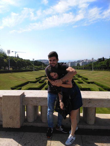 Feel The Journey Love Is In The Air Enjoying Life Lisbon - Portugal Lisbonlovers Traveling