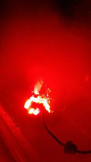 Red Burning