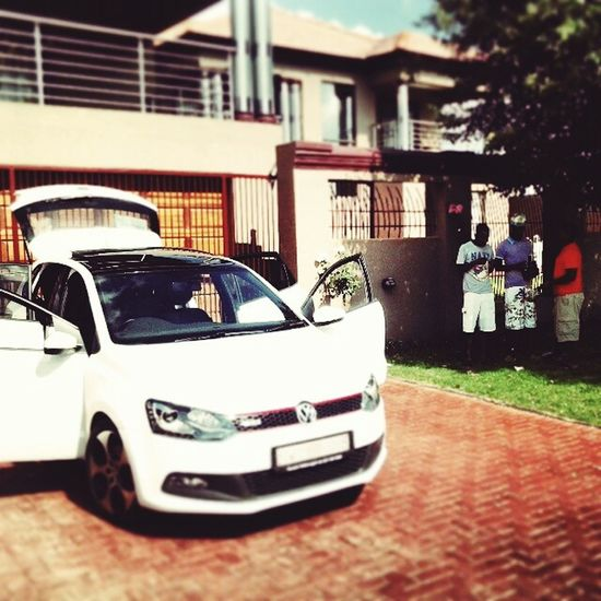 Main attraction. Vwgolf Gti ♥ Bighouse Hommies Fam Racksonracks
