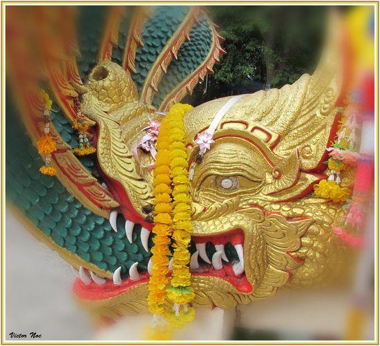 Victor Noc Art 🎱 La Collina Del Budda Pattaya City Thailandia 2015 VicNoc VictorNocArt Vittorio Nocente Artfoto Draghi Sfumature %