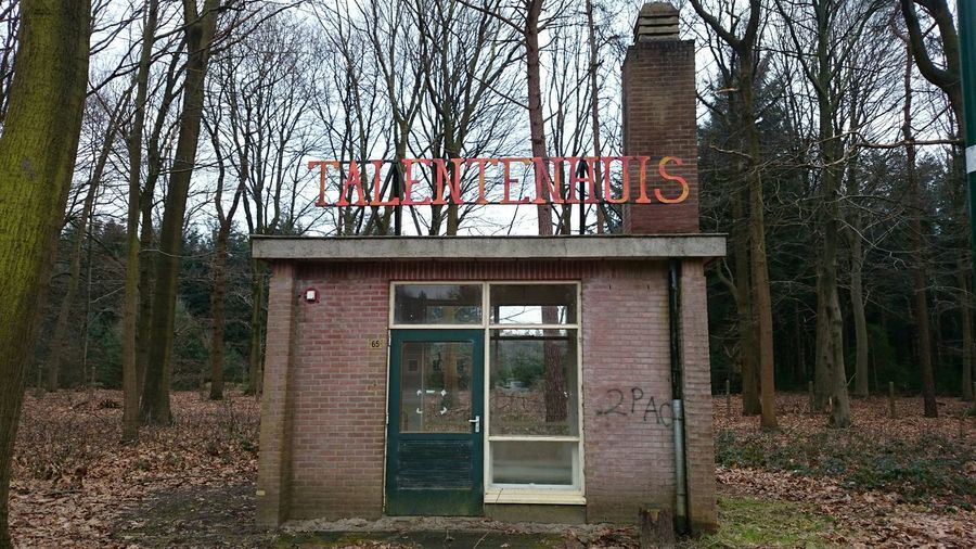 Talent house in the woods. On The Run Starting A Trip WorkTime Netherlands Relaxing Hello World Enjoying Life Cheese!