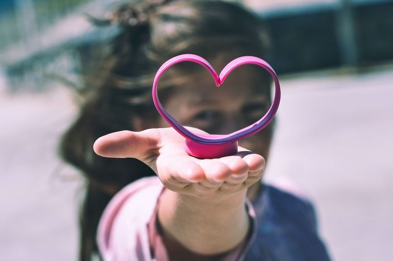 different heart with watch band Hand Emotional Eye4photography  Lovely love yourself Lovelife Loveislove Lovemylife Love ♥ Hearth EyeEmNewHere Human Hand Love Protruding Happiness Heart Shape Holding Close-up Personal Perspective Pink Color
