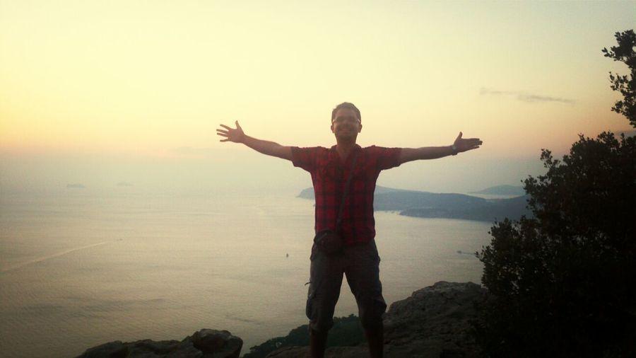 Sunset Freedom Peak