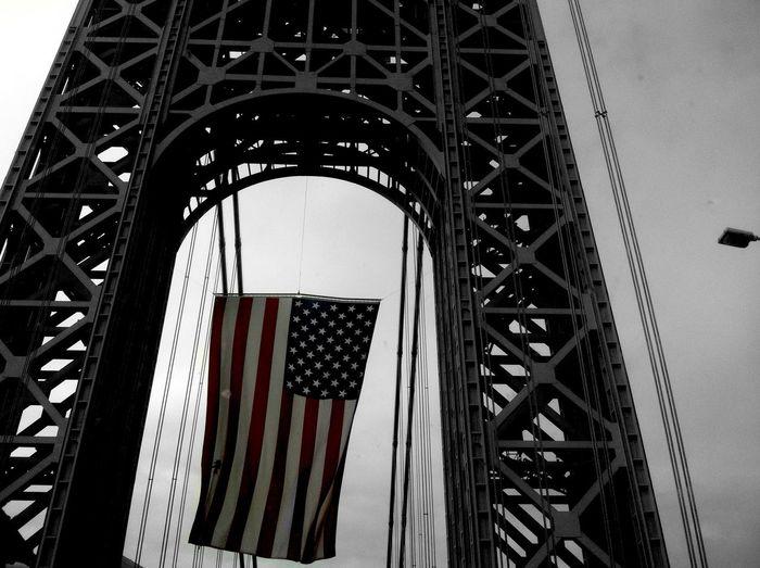 - 'Merica - Colorsplash Bridges Portrait Of America OpenEdit Streetphotography