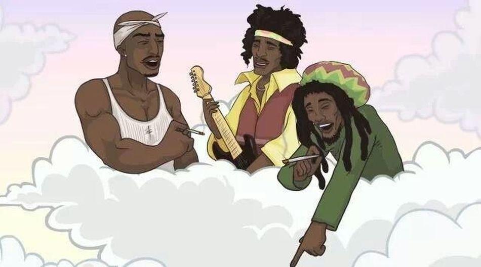 Leyendas♥ Love Bob Marley