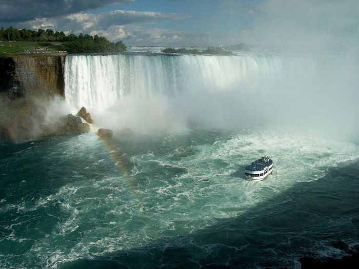 The Falls Nikon