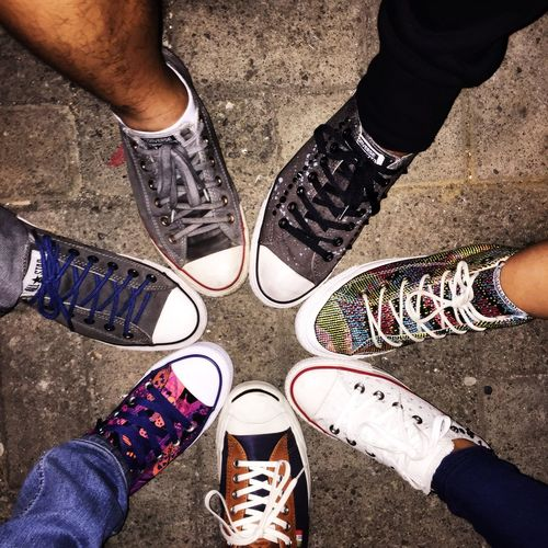 We are Converse freaks!! Converse⭐ Rareitem Socializing Jjf2015 Jakarta Jazz Festival INDONESIA Living Bold Taking Photos