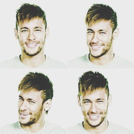 Neymar Jr so cool