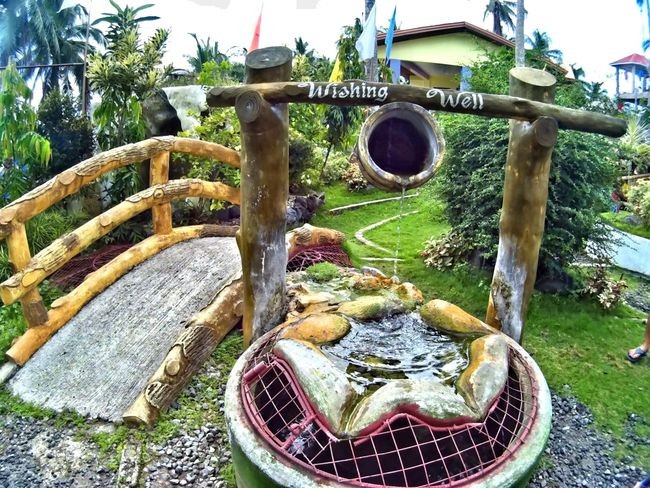 EyeEmNewHere Art Is Everywhere Wishing Well Tinandayagan Falls And Resort Nature Photography