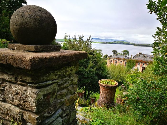 Prisoner Of The Past Fairytale  Tranquility Beauty Is Everywhere  Travel Destinations Ireland🍀 Beauty In Nature Effects Of Time Bantry House Bantry, Ireland