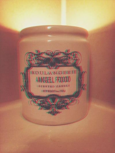 trippy Antropologie Candle Angel Food Sickdays