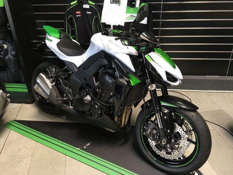 Kawasaki Z1000 Bike Motorcycles Moto