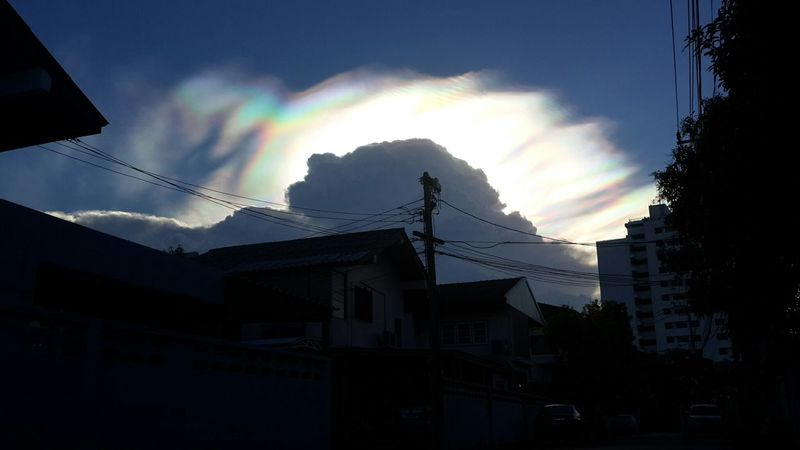sky Clouds And Sky @2