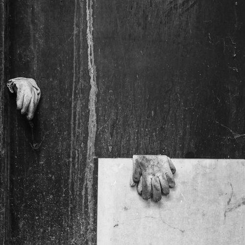Gloves Taking Photos Black And White Photography Black & White Monochrome