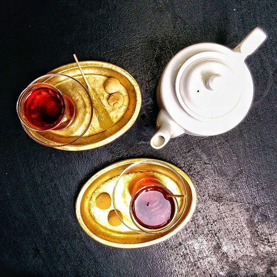 چایی هامون...