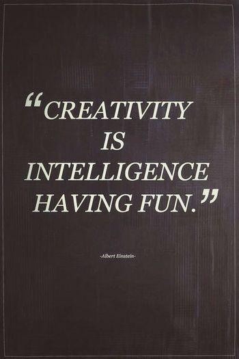 Creativity Fun Quotes