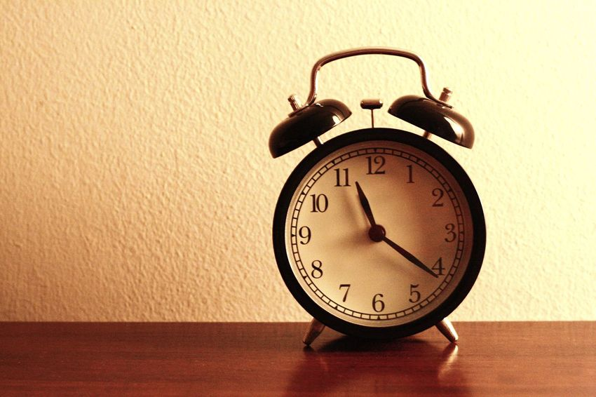 Every day comes with 86400 seconds. Tick tock! Time Clock Alarm AlarmClock Ticktock Minimalism Round Warm The Traveler - 2015 EyeEm Awards