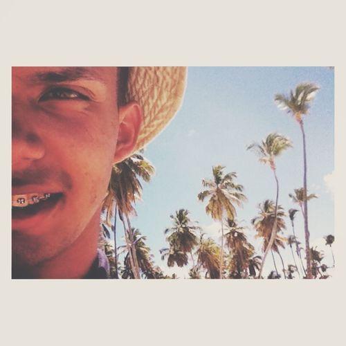 Libré como las olas y el viento🌊🌀 Palms Beach Ocean
