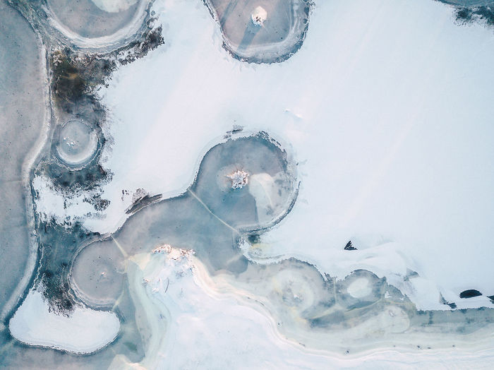 Ice patterns Aerial Shot Drone  Frozen Kaunas County Snow ❄ Winter Aerial Aerial View Cold Dji Drone Europe Mavic Mavic Pro Nemunas Pattern River Snow Sun Winter Wonderland