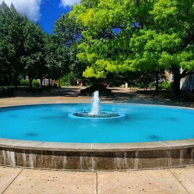 Fountain Campus Mizzou ColumbiaMo CoMo