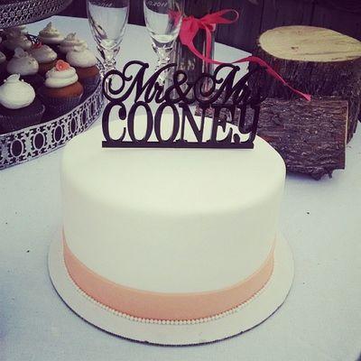 Mr. & Mrs. Cooney Cooney2014