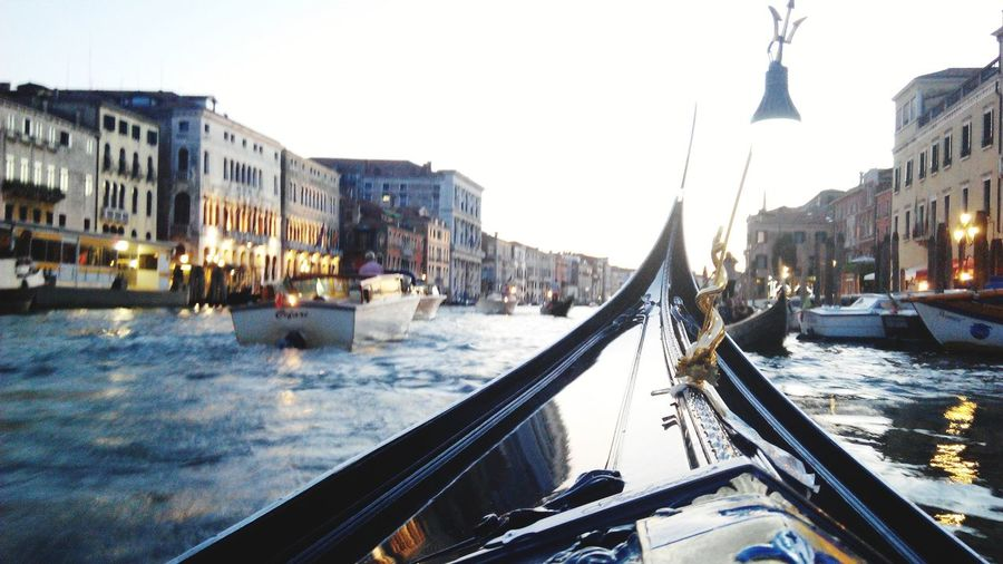 RelaxingGondola in Venice, Italy Traveling more in www.1place4you.com Enjoying Life