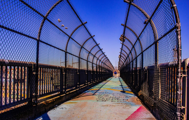 Standing In The Middle #NotYourCliche Love Letter Bridge - Man Made Structure Humanity Meets Technology My Best Photo Architecture Graffiti Sky Fence Colorful Direction Metal Wire Built Structure Adam Cohen Photo Skate Photography: Same Tricks, New Perspectives Adam Cohen Photo Streetwise Photography The Art Of Street Photography Stay Out Springtime Decadence The Architect - 2019 EyeEm Awards The Minimalist - 2019 EyeEm Awards The Traveler - 2019 EyeEm Awards The Street Photographer - 2019 EyeEm Awards