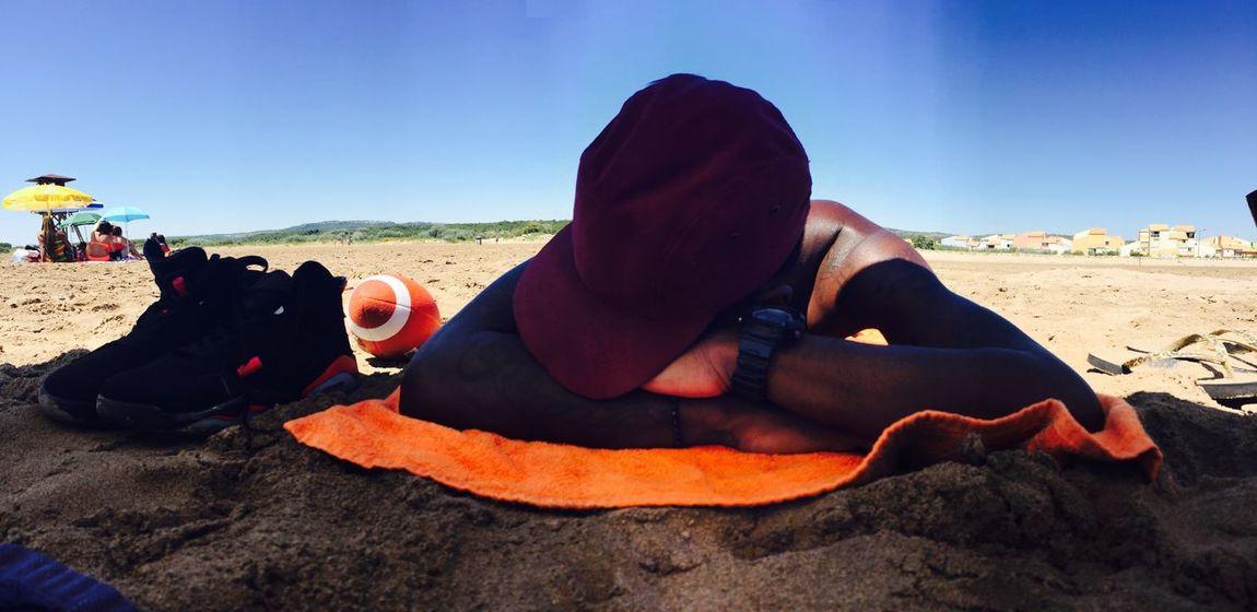 Relaxing Sunshine Summer friends