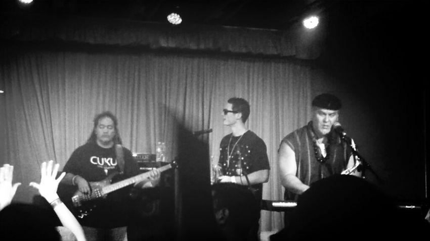 My first Katchafire show. Blackandwhite Enjoying A Concert Live Music Reggae