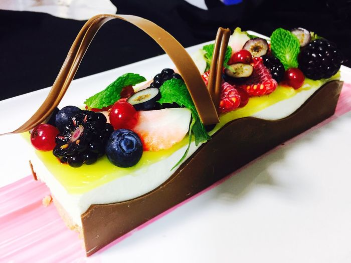 Cheese cake Royal House Restaurant Dessert Delicious ♡ Ready-to-eat Some Sweet Moment