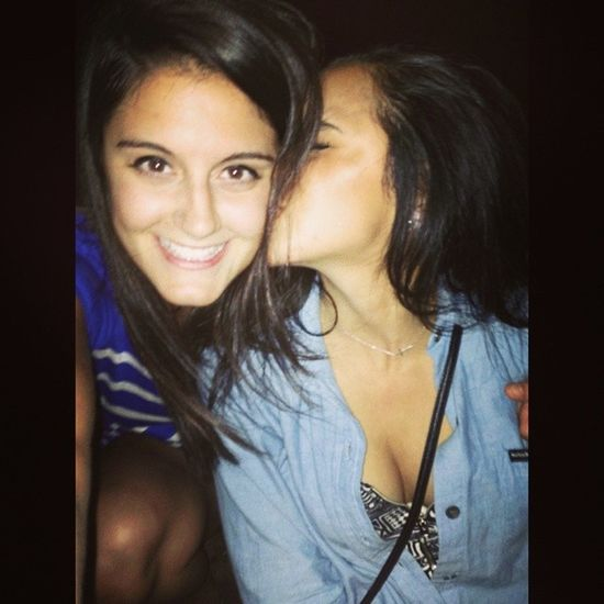 Miss my Nik.. Such a fun night!! WCW MissHer Kisses SoSweet
