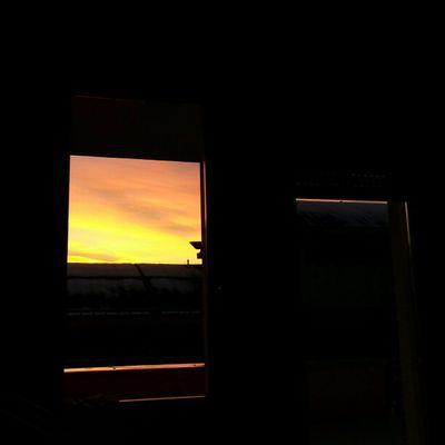 Light in my bedroom at sunset.. Bedroom Light Sun Sunset
