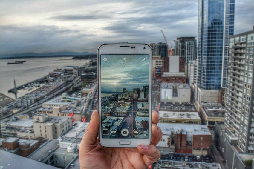 The EyeEm Facebook Cover Challenge PikePlaceMarket Seattle Rooftop