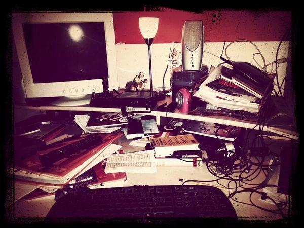 Creative Chaos No Hope Chaos Table