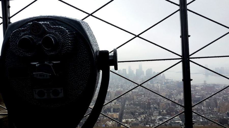 Looking Into The Future Newyork Dreams Future Empire State Building Enjoying Life Wanderlust