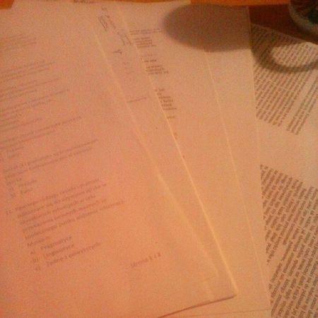 Hard Work Copies Study UAM Horrible Antropology I Will Pass This Exam Give Me Three Madam 😞👩😳👎🙍🙏🔗☕