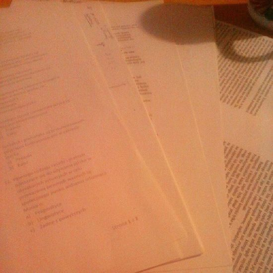 Hard Work Copies Study UAM Horrible Antropology I Will Pass This Exam Give Me Three Madam 😞👩😳👎🙍🙏🔗☕