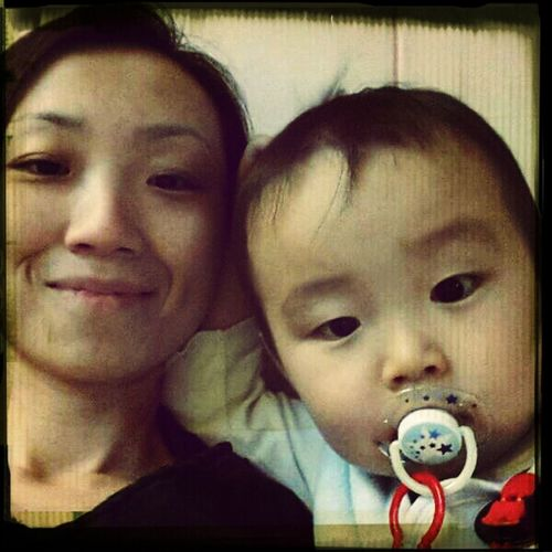 My Lovely Son....Carzi