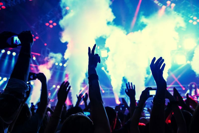 One Wild Night Night Out with Buddies of Life... Crazy Party Smokey Party Music Is My Life