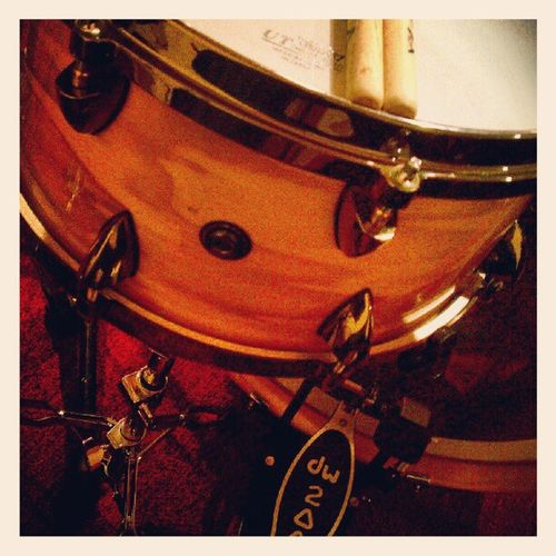 My office on Sundays OcdpSnare DwPedal Dw Ocdp drums drummer drummer4life