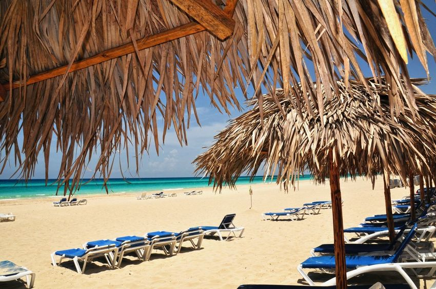 Varadero Cuba Tropical Paradise Varadero, Cuba Varadero Varadero Beach Cuba Cuba. Varadero Cuban Beach Beach Day Beach Umbrella Beach Time Beach Holiday Blue Water Paradise Paradise Beach Relaxing Time Relaxing In The Sun Hollidays Water Sea Beach Sand Summer Relaxation Blue Beach Umbrella Parasol Deck Chair Outdoor Chair Hooded Beach Chair Lounge Chair