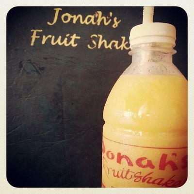 indeed the Best  Milkshake in Boracay !!! hiding from the sun a lil' bit and cool off. Fruitshake yum sulit