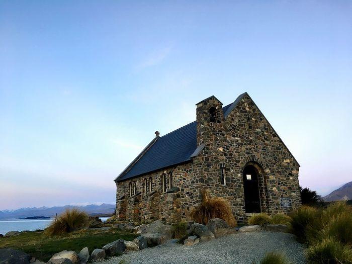 牧羊人教堂 Lake