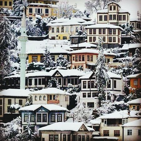 Enjoying Life Taking Photos Relaxing Trabzon snow hometown