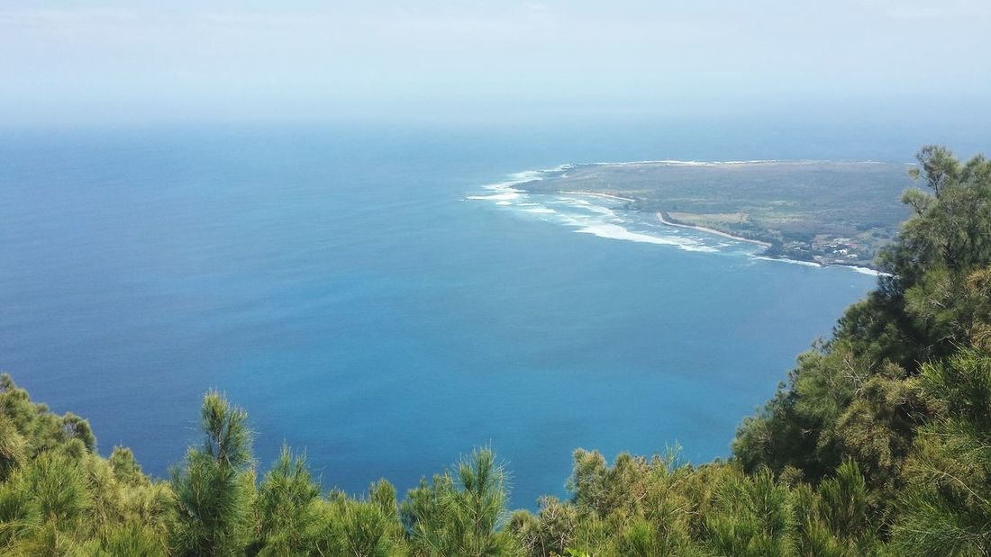Hawaii Molokai Lepur Colony Ocean Waves Cliff Breaking Waves Breathtaking View Blue Wave Blue Ocean No Filter, No Edit, Just Photography No Filters  2016