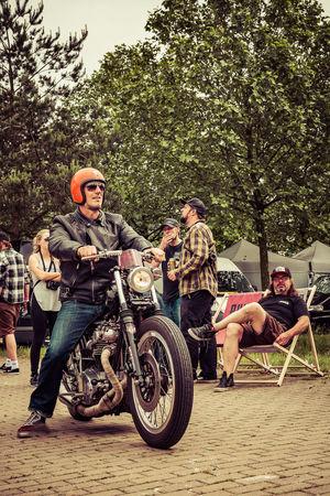 American Style Herten  Kustom Kulture 2016 Old Car Old Motorbike Old Style Rockabilly Rockandride Rocknroll USA Zeche Ewald