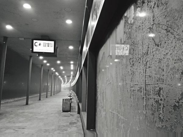 Berlin Photography Berlin Sxf Schönefeld Airport Nightphotography Blackandwhite Schwarz & Weiß