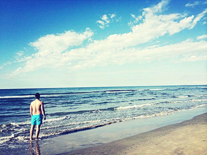 Vacation France Beach