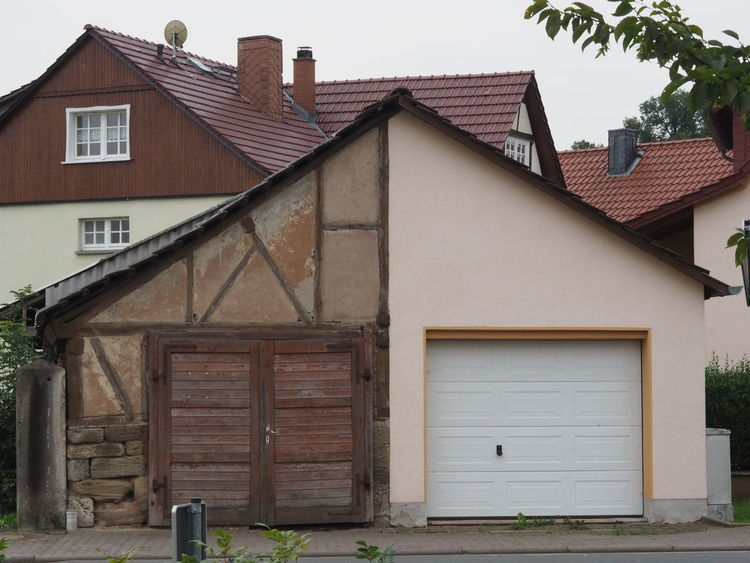 Architecture House Houses Old Old And New Old And New Architecture Old Home Thuringen Thuringian Architecture