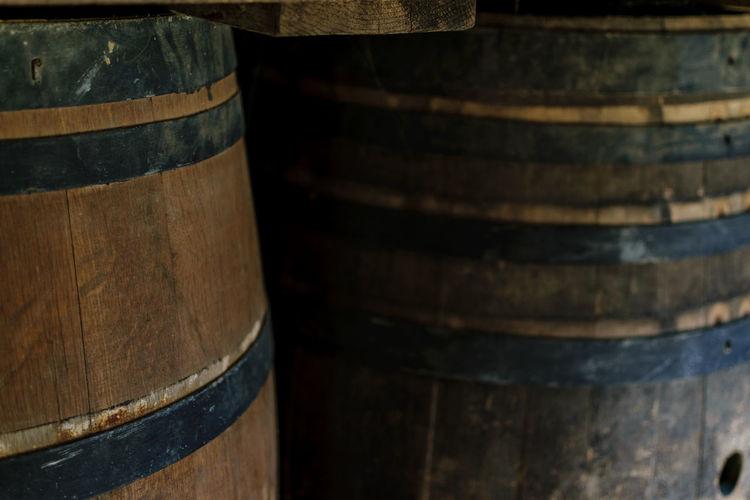 Barrel Cylinder